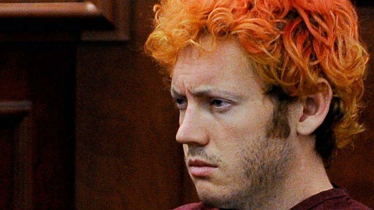 Джеймс Холмс, убиецът от Аурора, Колорадо, получи 12 доживотни присъди без право на замяна