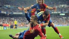 Едно от най-незабравимите дербита за феновете на Барселона