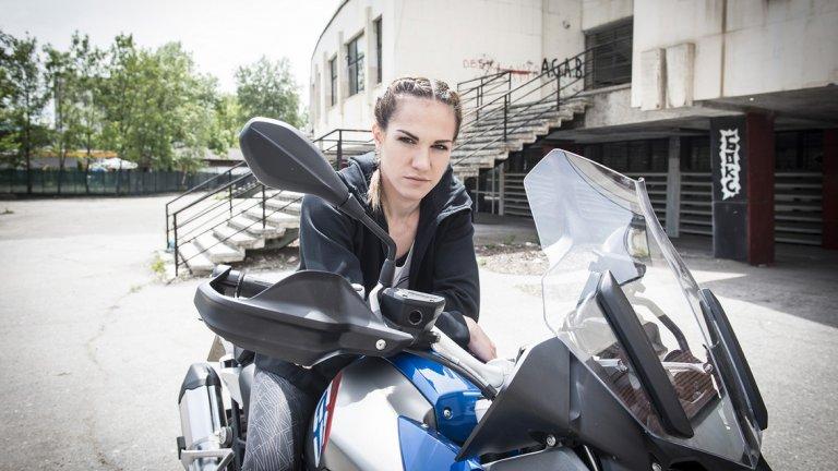 Станимира Петрова: Нищо по-малко от целия свят в краката й