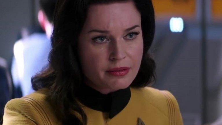 """Най-прясната й роля е в Star Trek: Discovery, в чийто втори сезон изигра офицер на космическия кораб """"Ентърпрайз"""". Роля, която може би я е направила популярна и сред не по-малко страстните фенове на фантастичния франчайз..."""