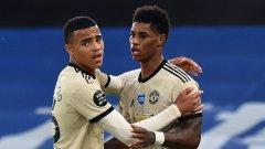 С помощ от ВАР Юнайтед остана в битката за топ 4