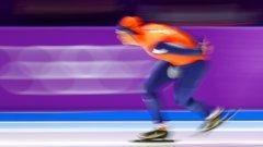 Живата легенда Свен Крамер е отговорен за осем от олимпийските медали на Холандия в бързото пързаляне с кънки. Крамер, който ще навърши 32 през април, спечели четвъртата си олимпийска титла в Пьонгчанг, триумфирайки за трети пореден път, след Ванкувър 2010 и Сочи 2014, в коронната си дисциплина – 5000 м.