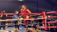 Това бе едва втори мач, в който Тервел не успява да нокаутира своя съперник.