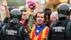 Обща стачка в Каталуния