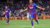 Барса бра страх в първия си мач в Ла Лига без Меси