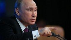 Путин говори с журналисти над 3 часа