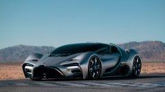 Колата може да измине впечатляващите 1609 км само с едно зареждане