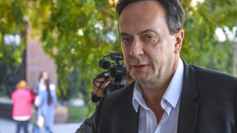 Сашо Миялков, който е първи братовчед на бившия премиер Никола Груевски, е осъден по мегадело за незаконно подслушване