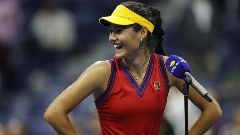 Приказката на Ема Радукану тръгна още от квалификациите, а по пътя до финала британката отстрани не едно и две по-известни имена.