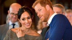 """""""Бъргър Кинг"""" изкушава херцозите на Съсекс с почасова работа. А на самия Хари подобно занимание не е чуждо..."""