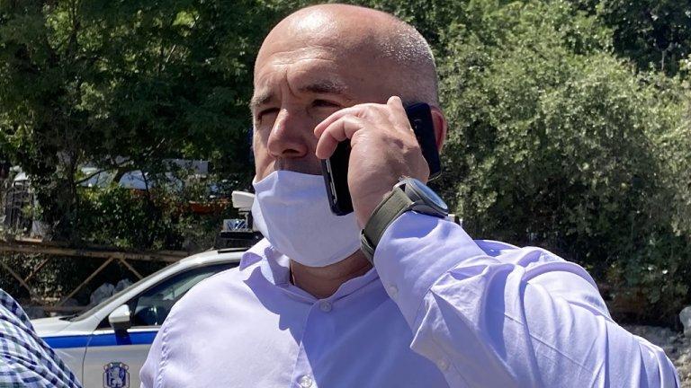 """Първия път оставката му поиска премиерът Борисов, но като вътрешен министър Младен Маринов не я прие. Този път желанието му да напусне системата на МВР е по """"собствено желание"""""""