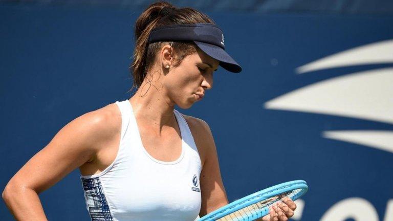 Изумителната Цвети Пиронкова е на 1/4-финал срещу Серина!