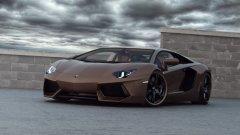 Lamborghini Aventador За кола, която тежи само тон и половина Lamborghini Aventador е изключително мощен. Двигателят е 6.5-литров V12 а 100 км/ч се достигат за под 3 секунди. Цената на Lamborghini Aventador варира в порядъка на 400-440 хил. долара.