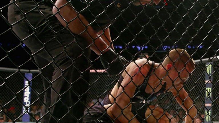 Смазващ аутсайдер, Роуз Намаюнас изправи всички в Madison Square Garden на крака, не остави никакъв шанс на полякинята