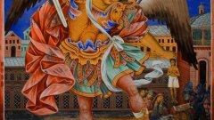В народната традиция архангелът се свързва с преминаването на душите на мъртвите в отвъдното