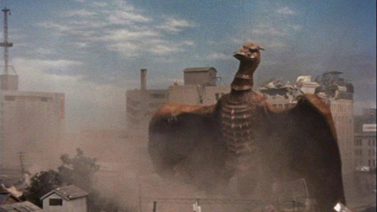 Родан е японски кайджу, който за първи път се появява през 1956 г. в едноименния филм на Иширо Хонда. Родан е колосален праисторически птеранодон. Докато Годзила се явява художественият отговор на японците срещу САЩ, Родан олицетворява японското виждане за заплахата, идваща от Съветския съюз. Гигантската птица се появява в 12 филма и няколко видео игри и литературни произведения.