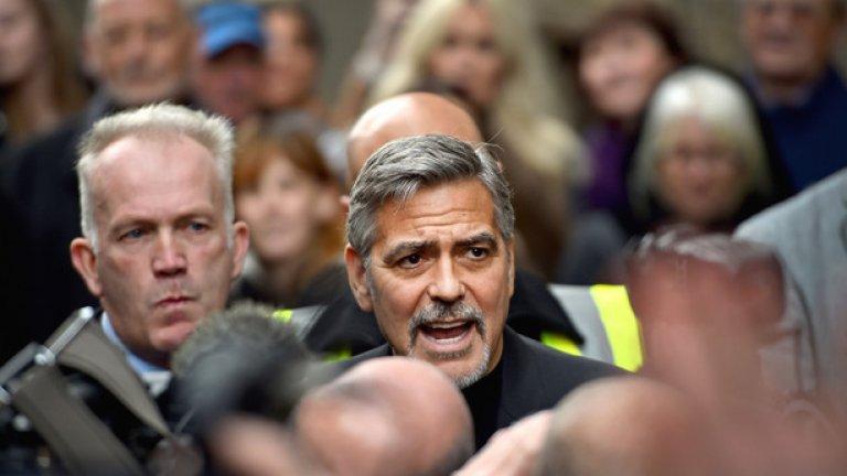 Оскарите се движат в грешна посока, смята Клуни