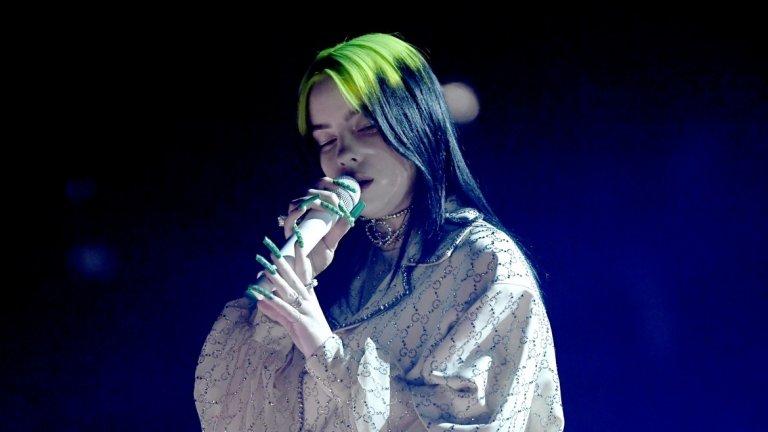 Били Айлиш призна, че през тази година вероятно ще запише следващ албум, който обаче ще излезе най-рано през 2021-а.