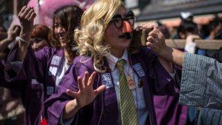 Канама Матсури - японският празник на мъжкия полов орган