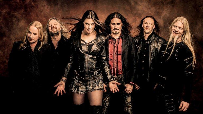 Nightwish - I Want My Tears Back Хубавите спомени не стигат понякога, за да заплатят за всички сълзи после.