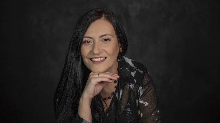 Поля Александрова, Филип Морис България: Талантът няма пол, твърдо съм убедена в това