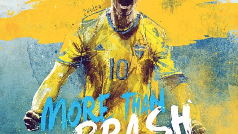 25 постера за Евро 2016: Повече от футбол