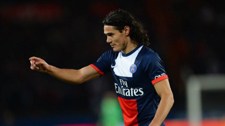 6 Единсон Кавани Цялото нападателно трио на ПСЖ може да напусне това лято. Разбира се, парижани едва ли ще се разделят и с тримата си най-силни нападатели, но Юнайтед напира силно за Кавани.