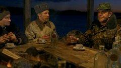 """Руският запой беше превърнат в изкуство в """"Особености на националния лов"""""""