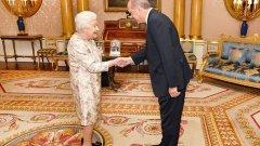 Ердоган се срещна и с премиера Тереза Мей