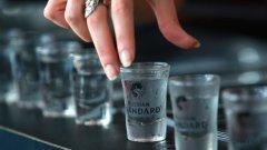 Борбата с пиянството на руснаците беше поставена като цел от руския президент Дмитрий Медведев...