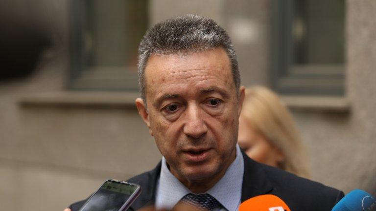 Новият служебен министър на правосъдието участва в заседание на ВСС