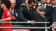 """""""Щях да поема Юнайтед, но не подписахме нищо. Сър Алекс Фъргюсън се отметна!"""""""