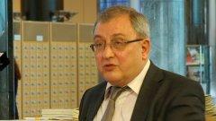 Бившият главен преговарящ на България с ЕС Владимир Кисьов е кандидат-кмет на столицата от страна на СДС