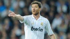 """Чаби Алонсо и съотборниците му в Реал (Мадрид) доказаха в събота, че Барса не е непобедима на """"Камп Ноу"""""""
