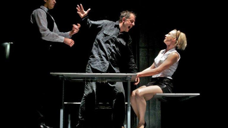 Една добра пиеса, една добра постановка, едни добри актьори