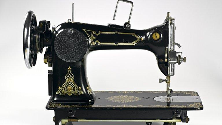 Днес, във времето на бързата мода и евтините дрехи, малцина разполагат с шевни машини вкъщи