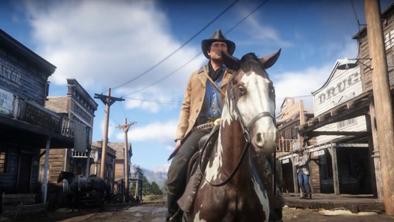 Red Dead Redemption 2 е ултимативният уестърн симулатор с пъстър и детайлен отворен свят