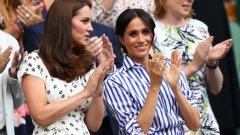 Кейт и Меган отново показаха, че са почитателки на тениса