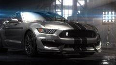 Новият GT350 на Shelby ще дебютира в Лос Анжелис тази седмица