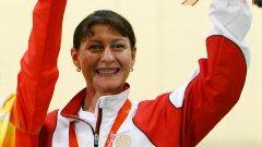 Нино Салуквадзе е трикратна олимпийска медалистка, като в колекцията си има по един медал от всеки цвят.
