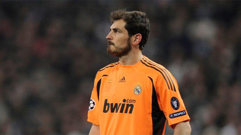 Вратарят на Реал бе бесен на рефера след мача, но след това се успокои и зае по-умерена позиция