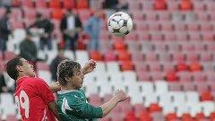 ЦСКА продължава да бъде без победа в А група и след домакинството си на Монтана