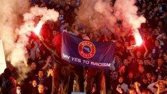 Досега дискутирахме хулиганството и насилието на стадионите. Сега вече кръв се лее и пред тях. В мишени се превръщат дори служители на клубовете.