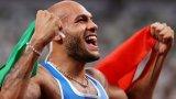 Ламонт Марсел Джейкъбс изненада всички с триумфа си на 100 метра, с който постави и европейски рекорд