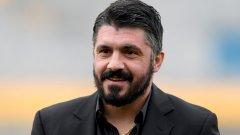 """""""Първото полувреме имахме късмет, тъй като вкарахме гол в последния момент. Лудогорец също можеше да ни вкара"""", заяви Гатузо за мача в Разград."""