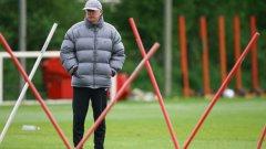 Академията на Манчестър Юнайтед се развива под строгия поглед на сър Алекс Фъргюсън