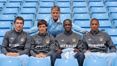 Това лято Манчестър Сити е похарчил над 125 милиона лири за нови футболисти до момента...