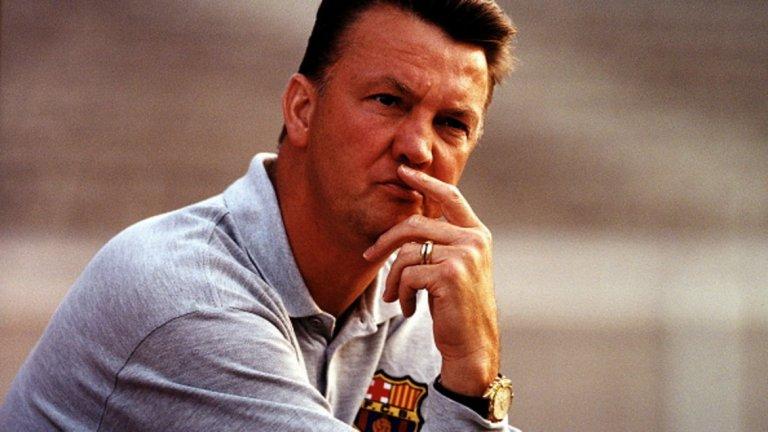 18. Луис ван Гаал  Съвсем наскоро обяви, че приключва с треньорството след славна кариера. Ще бъде запомнен с неговия велик Аякс от средата на 90-те, както и с периодите в Барселона, Байерн и Манчестър Юнайтед.