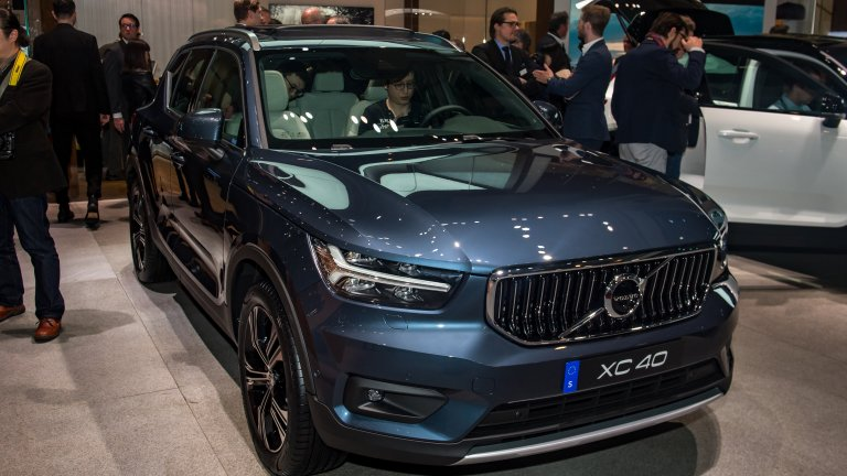 Volvo XC40