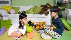 В Китай детските роботи с ИИ добиват огромна попуряност